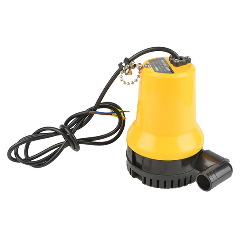 DC 12V Boat Marine Automatic Submersible Auto Switch Bilge Water Pump