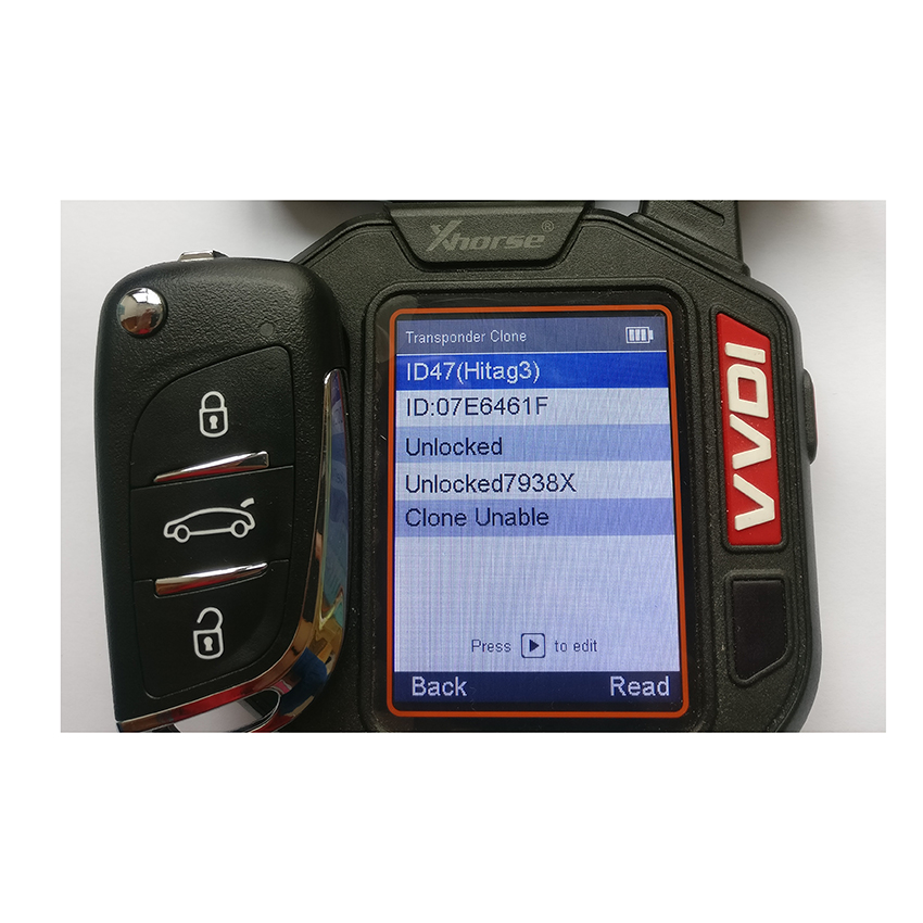 Image 2 - Xhorse VVDI Remote XN002 Wireless Universal Remote Control For DS