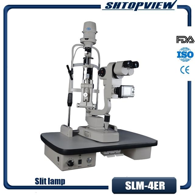 Parts Of Slit Lamp