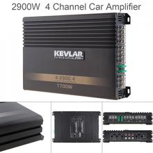 Amplifiers Car-Stereo Digital 4-Channel High-Power Car/home for 1700W Class-Ab Aluminum-Alloy