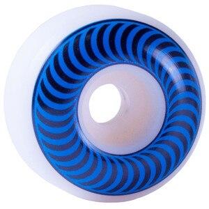 Image 4 - USA ماركة سبيفاير الكلاسيكية سكيت عجلات 4 قطعة 50 51 52 55 56 مللي متر مزدوجة الروك عجلة ل دائم العدوانية Rodas سكيت