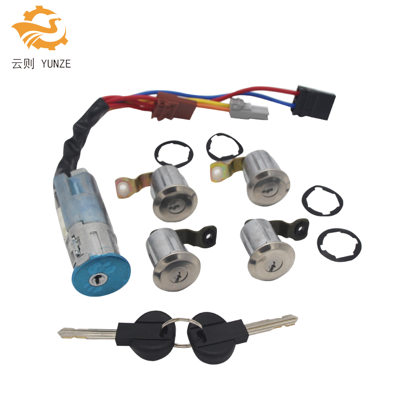 OE 9170G3 252522 COMPLETE SET IGNITION SWITCH DOOR LOCK CYLINDER WITH 2 KEYS FOR CITROEN BERLINGO XSARA PICASSO PEUGEOT PARTNER brand new black color lcd for htc one sv c525e lcd display with touch screen digitizer free shipping with tools 1pcs
