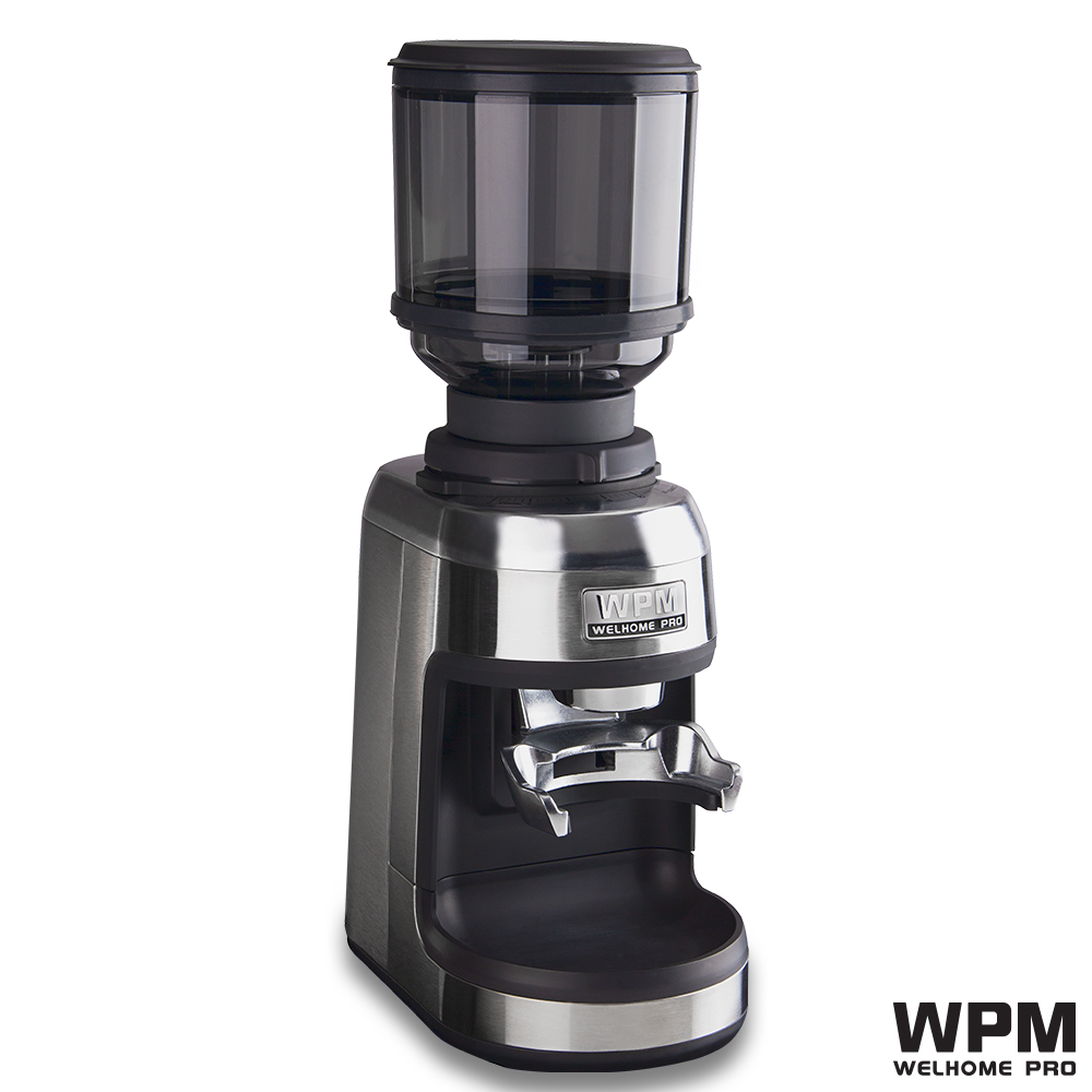 welhome Professional commercial Welhome Espresso conical burr Grinder ZD-17N WPM-PRO Conical Burrs Lampu LED coffee millwelhome Professional commercial Welhome Espresso conical burr Grinder ZD-17N WPM-PRO Conical Burrs Lampu LED coffee mill