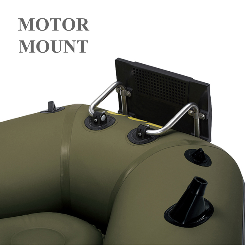 Inflatable Boat Kayak Accessories Motor Mount Rack Bracket For Inflatable Air Boat Kayak Boat Accessories Marine Fishing