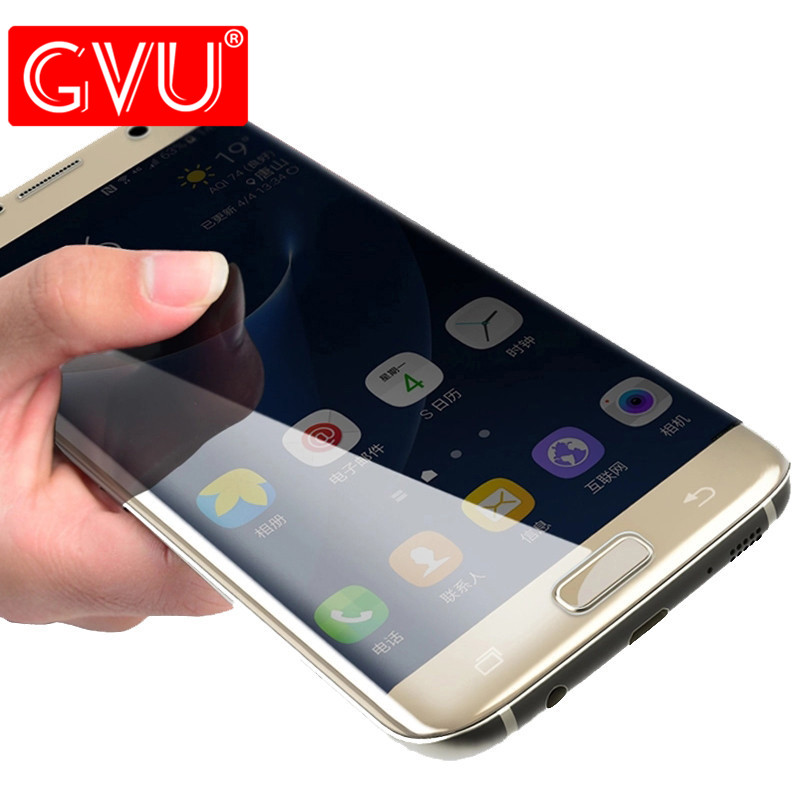 GVU 2.5D Tempered Glass For Samsung Galaxy S7 S6 Glass Screen Protector Explosion-proof For Samsung S2 S3 S4 S5 Mini Glass Film