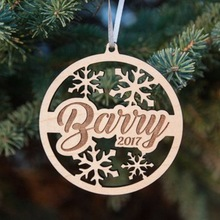 Buy engravable christmas ornaments and get free shipping on ...