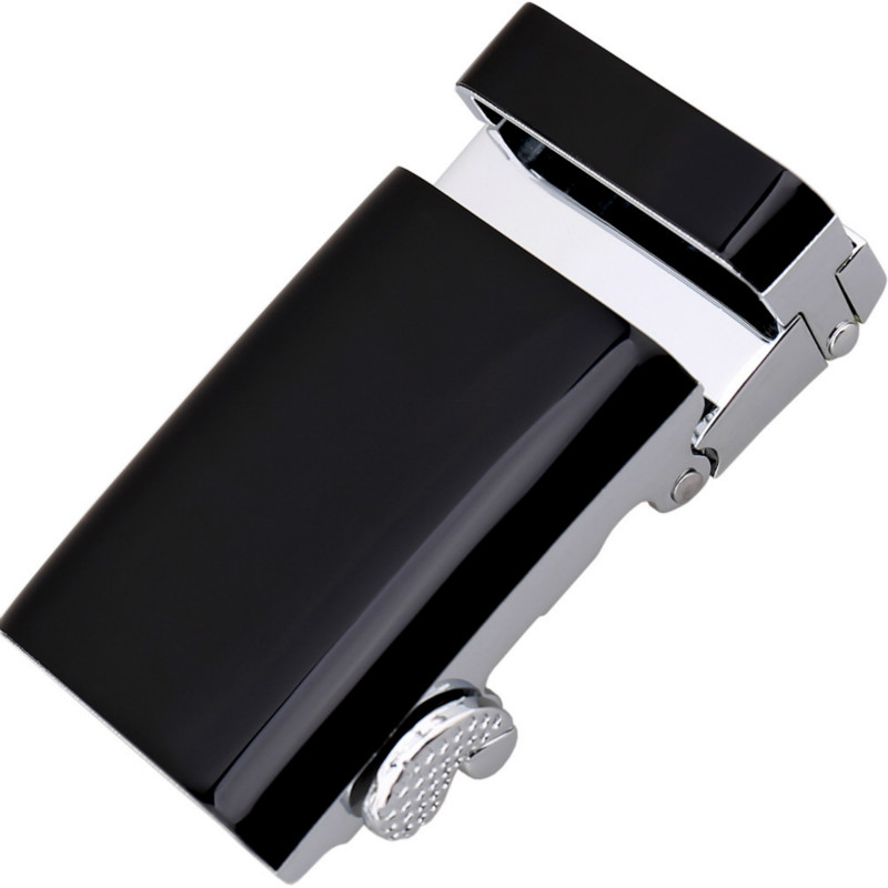 Grinding Fashion Belt Buckle Automatic Head Men's Belt Buckle With 3.1CM Women Men Ratchet Designer Belts LY133-77780