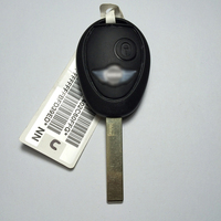 1 Button Remote Key For Mini With Code 433MHZ 73 Chip Inside Super Quality Free
