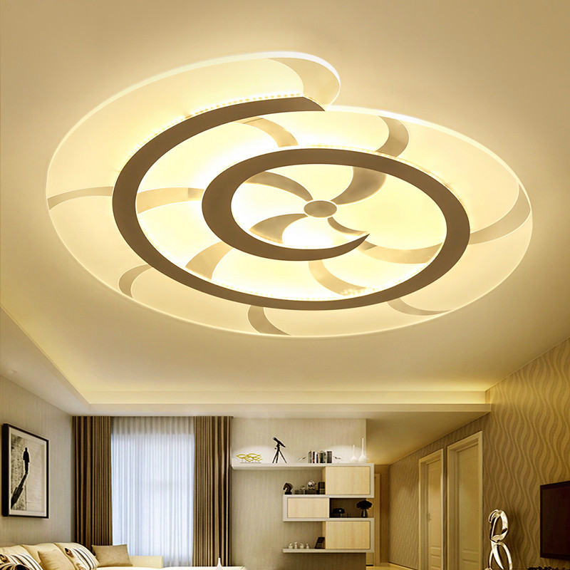 Eusolis ceiling lights lamparas de techo luces led para for Plafoniere moderne