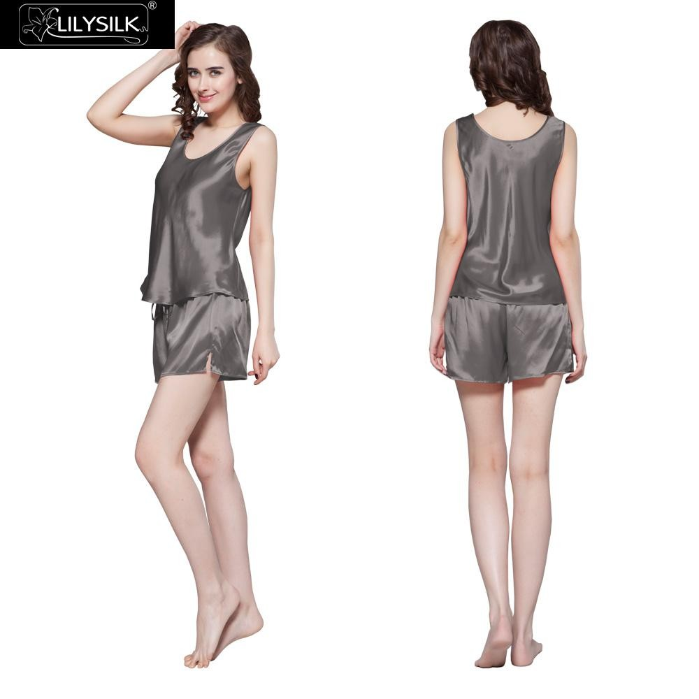 1000-dark-gray-22-momme-free-scoop-silk-camisole-set