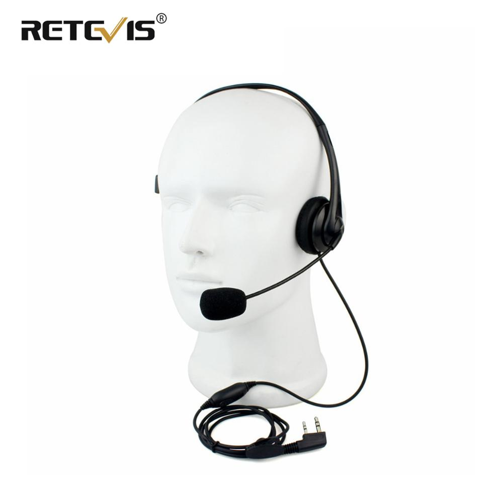 2Pin Walkie Talkie Headset Sponge Earpad Earpiece PPT Mic Accessories For Kenwood Baofeng UV-5R BF-888S Retevis H777 RT5R C9009A2Pin Walkie Talkie Headset Sponge Earpad Earpiece PPT Mic Accessories For Kenwood Baofeng UV-5R BF-888S Retevis H777 RT5R C9009A