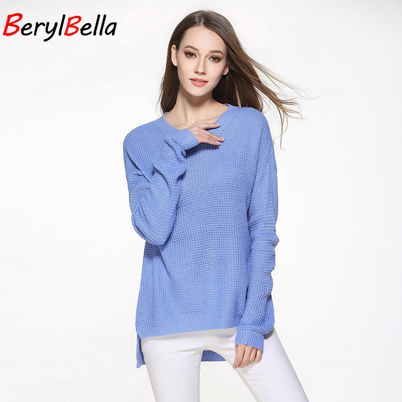 Jersey Mujer Suéter Camisa Invierno Primavera Suéter Oversized - Ropa de mujer - foto 5