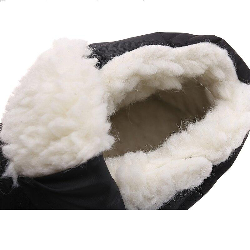 Bottes De Neige Super Casual Noir 2018 Pour Chaud D'hiver Imperméables Cheville Botas Hommes Chaussures Hombre 4qRfBdBw