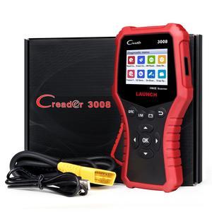 Image 5 - השקת X431 CR3008 OBD2 רכב סורק OBDII קוד קורא אבחון כלי סוללה מתח מבחן כלי משלוח עדכון pk KW850