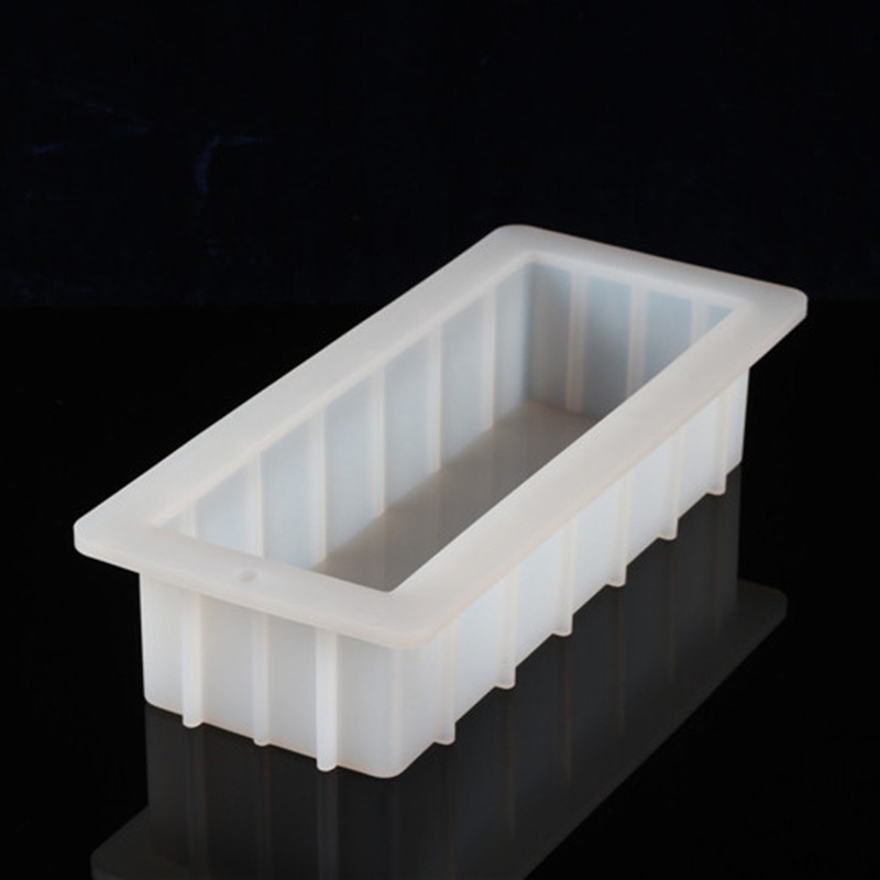 Silicone Soap Mold Cake Baking Bread Form Toast Mousse Cake Tools DIY - Kitchen, Dining and Bar - Photo 1