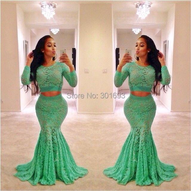 Вижу платье в двух цветах