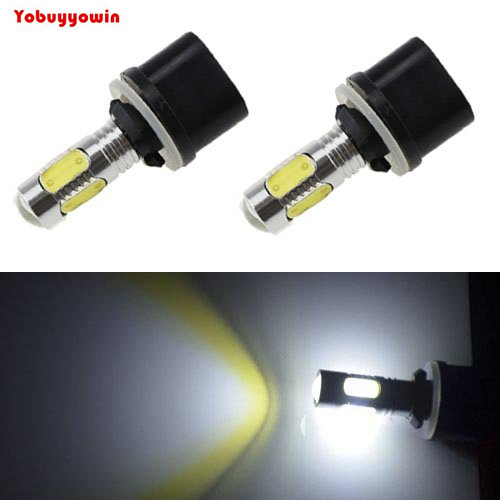 7.5W High Power Plasma LED Replacement Bulbs For 880 890 892 Fog Light,White