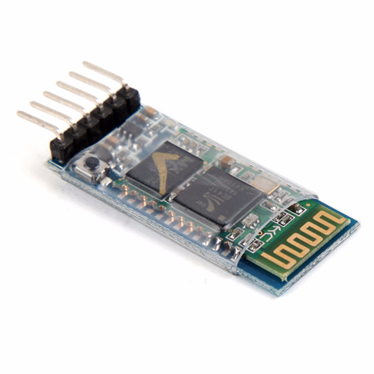 Online Shop 2pcs New Arrival Hc 05 Wireless Bluetooth Serial Bluetoothcircuit Transceiver Module Slave And Master Integrated Circuits Boards Aliexpress Mobile