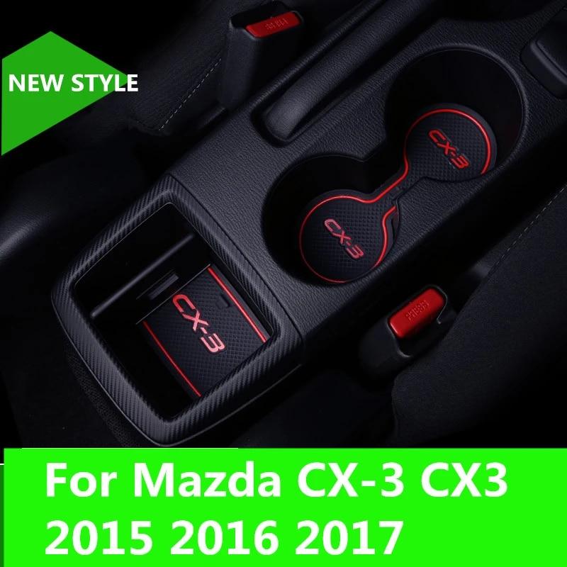 Anti-Dérapant Basic Tapis de coffre pour Mazda cx-3 SUV 5 porte 2015-varioboden