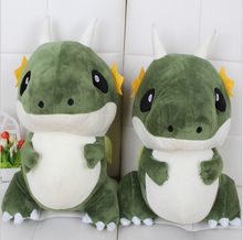 1 pc / Big size cute dinosaur Toys 43CM Soft Stuffed Animals Stuffed dinosaur Plush Dolls for baby kids gifts +