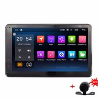 10 1 Universal Quad Core 1024 600 16G Car 2 Din Android 5 1 1 Touch