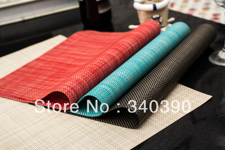 Chilewich Woven Vinyl Placemats In Mats Amp Pads From Home