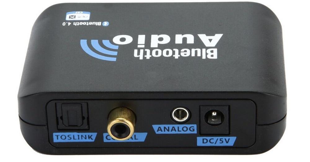 Bluetooth4.0 Receptor de audio Sistema de sonido Receptor Bluetooth - Audio y video portátil