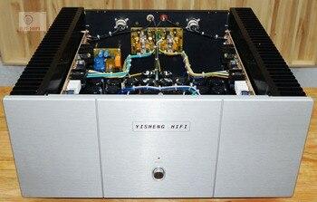 PASS A5 single end class a power amplifier HIFI 70W+70W power amplifier