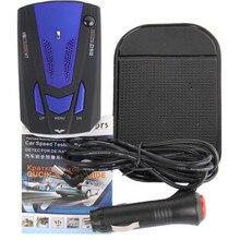 Hot Sale Car Electronics 360 Degree For Car 16 Band V7 GPS Speed Police Safe Anti Radar Detector Voice Alert Dropshippin#z