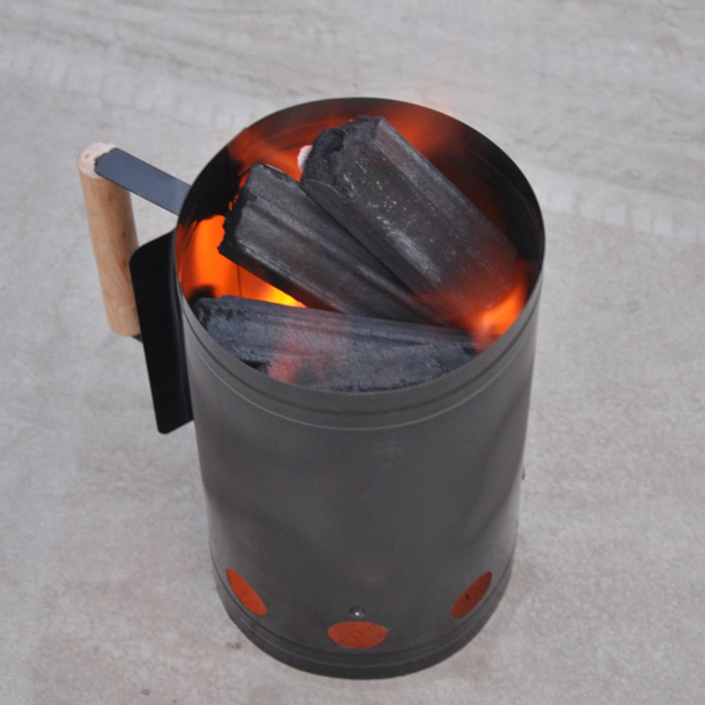 Portable Outdoor Camping Picnic Wood Burning Stove