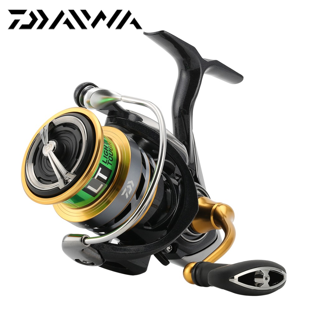 18 DAIWA EXCELER LT 1000D 2000D 2500 3000C 4000DC 5000DC 6000DH 3000C-OT Spinning Fishing Reel Low Gear Metail Spool Tackle(China)