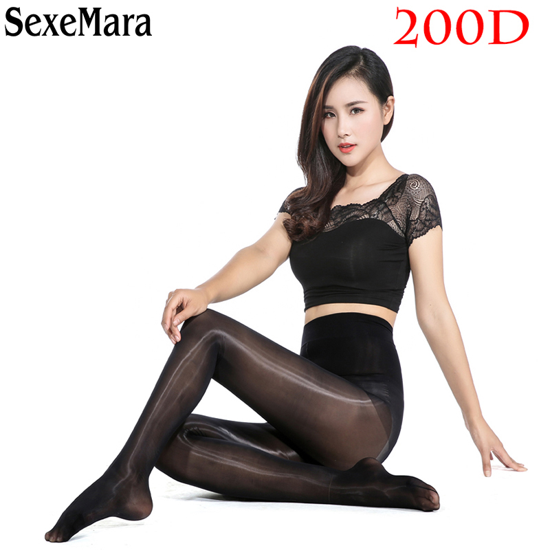 Sexy Women Super Elastic Magical Tights Pantyhose Stockings New Women's Seamless Pantyhose Ladies Tights Stocking QRJQ202