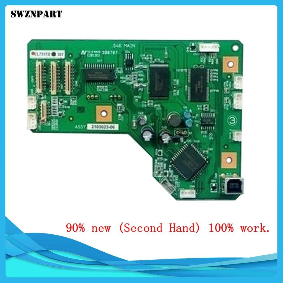 FORMATTER PCA ASSY Formatter Board logic Main Board MainBoard mother board for Epson R230 230 formatter pca assy formatter board logic main board mainboard mother board for hp m775 m775dn m775f m775z m775z ce396 60001
