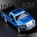 High Simulation Exquisite Model Toys CaiPo Car Styling Ford 2015 F150 Raptor Pickup Trucks 1:32 Alloy Car Model Best Gifts