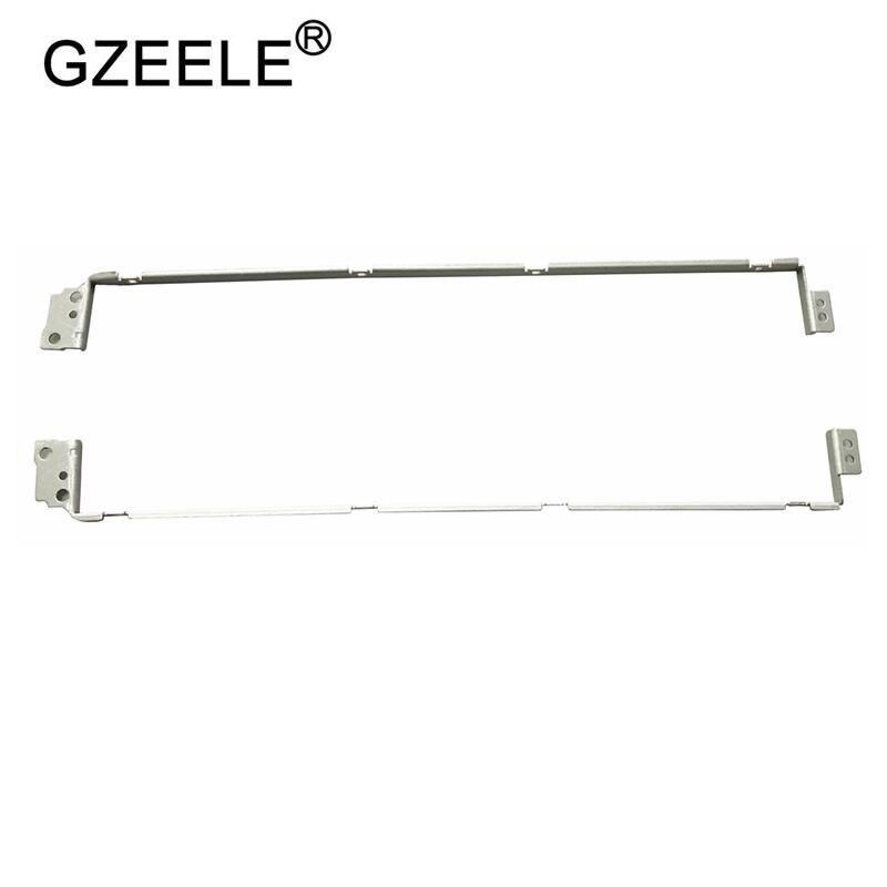 GZEELE New LCD Screen Hinge Bracket For Samsung NP270E5E NP270E5G NP270E5J NP270E5U NP270E5V 270E5E 270E5G 270E5J 270E5U 270E5V