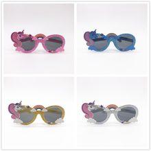 Engraçado Rainbow Unicorn Traje Máscara Do Partido Óculos óculos de Sol Do  Partido Photobooth Adereços Fontes 0ec527b549