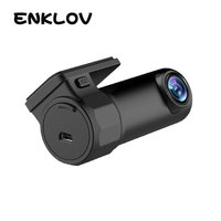 ENKLOV New Mini Full HD 1080P Car Driving Recorder USB Car Monitor Car Camera 170 Degree