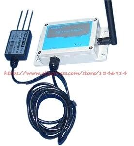 Free shipping   SZ2801C ZIGBEE wireless battery powered soil moisture sensor