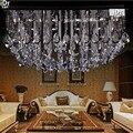 Европейский хрустальный светильник для гостиной  ресторана  100% гарантия качества  потолочный светильник для спальни  Роскошная лампа  бесп...