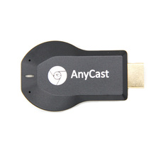 Anycast M4 Plus TV Stick Chromecast Miracast Any Cast Wireless DLNA AirPlay Mirror HDMI TV Stick Wifi Display Dongle Receiver цена