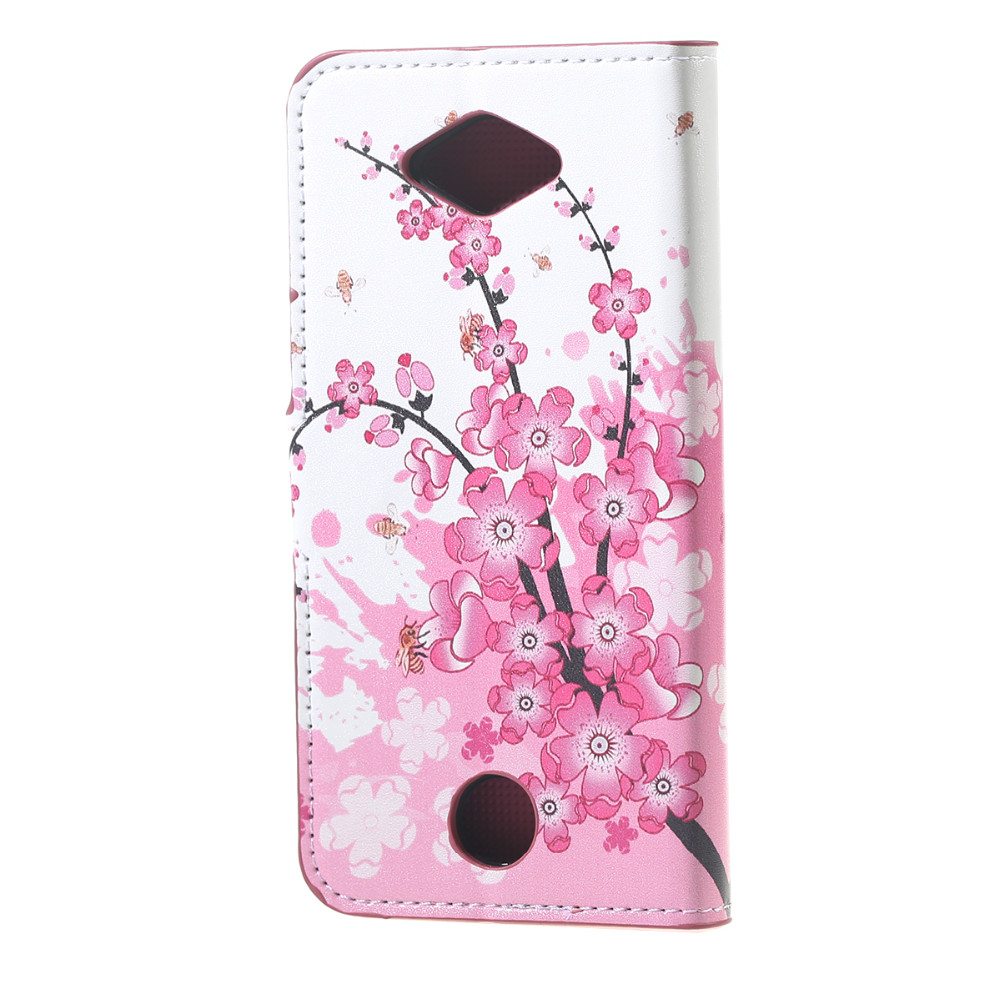 wholesale dealer 39b84 8b09f US $6.98 |For Acer Liquid Z530 Cases Fashion Flip Stand lovely Butterfly UK  US Back Hard Cover Luxury PU Leather Phone Case Skin Covers on ...