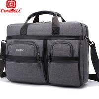 2016 New Brand 17 3 Laptop Bag For Women Men Laptop Case Messenger Handbag Business Sleeve