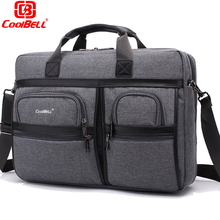Fashion 17.3 17 15 15.6 inch Laptop Bag Notebook Computer Bag Waterproof Messenger Shoulder Bag Men Women Briefcase Business
