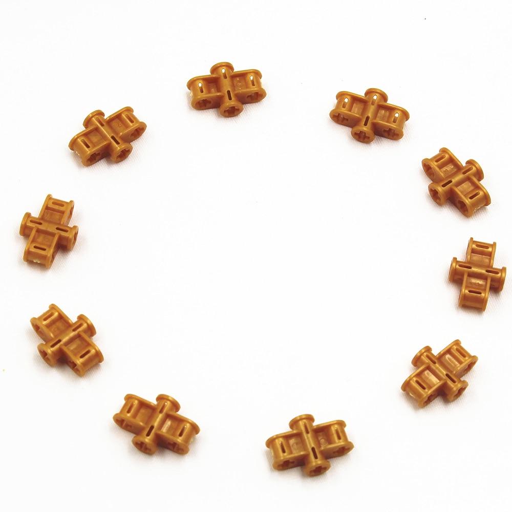 Building Blocks MOC Technic Parts 10pcs CROSS BLOCK 3X2X1 compatible with lego for kids boys toy MOC6022718