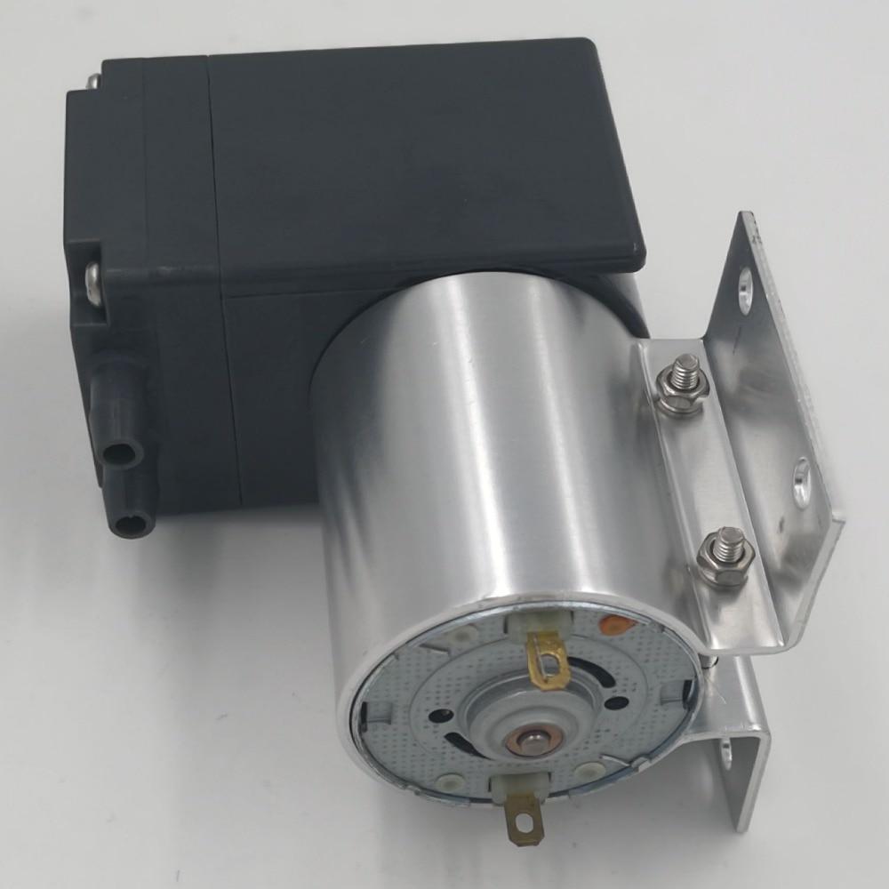 dc 80kpa vacuum electric brush 6v 9v 12v 24v mini vacuum pump