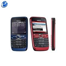 Разблокированный NOKIA E63 сотовые телефоны 3g wifi Bluetooth mp3 плеер 2MP камера отремонтированный телефон
