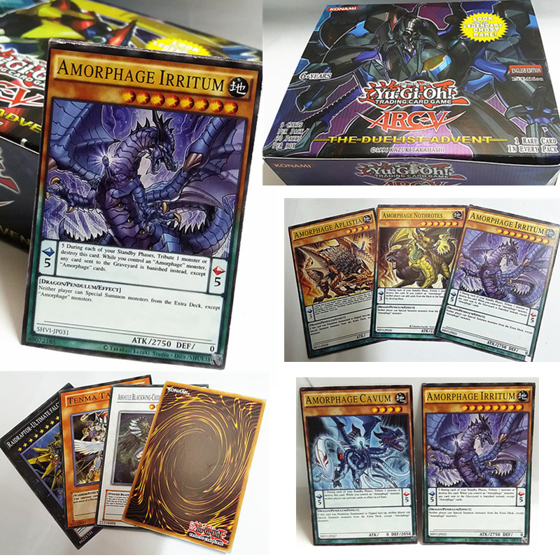 Card Games Puzzles & Games Yu-gi-oh Game Cartas Collection Play Cards Yu-gi-oh 216 Pcs Yu Gi Oh Figures Legendary Ghost Rare Japan Board Battle Royale Toys