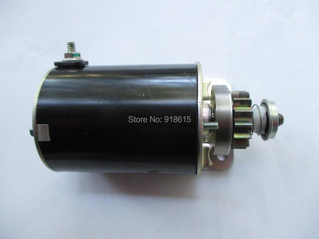 Starter motor 105hp briggs and stratton gasoline engine spare parts starter motor 105hp briggs and stratton gasoline engine spare parts publicscrutiny Image collections
