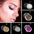 Polvo de Sombra de Ojos Glitter PRO 24 Colores de sombra de ojos Paleta de Maquillaje de Belleza Cosméticos maquiagem naked basics paleta de sombra