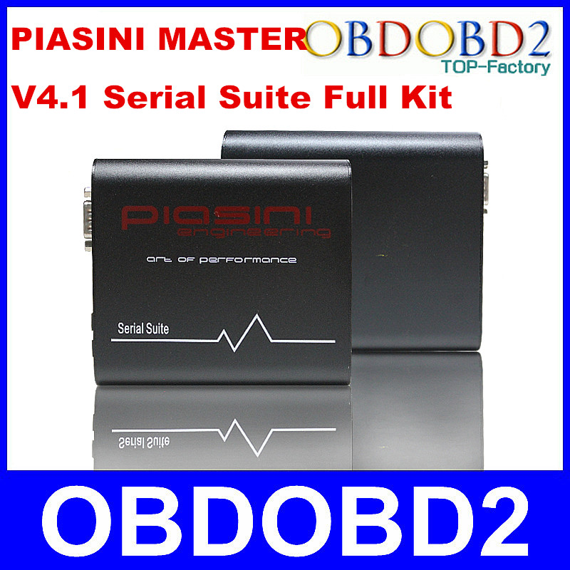 High Newly Black PIASINI MASTER Full Version V4 1 Master ECU Programmer Serial Suite JTAG BDM